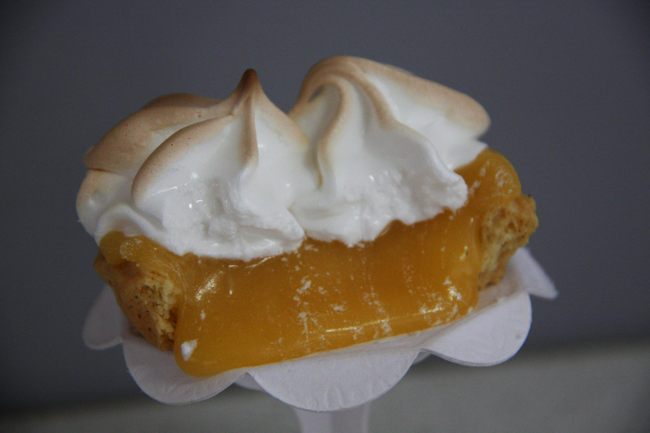 Mini Lemon Meringue Pies |